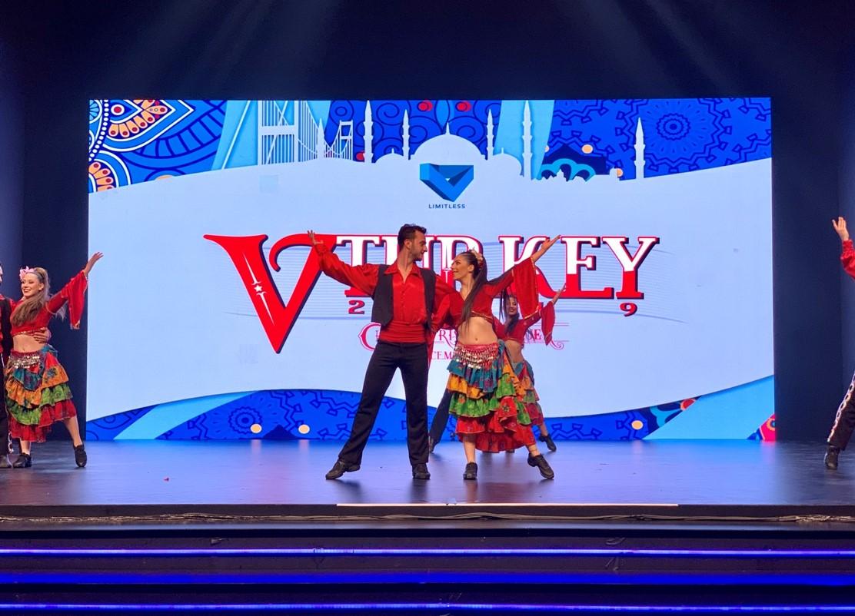 Qnet V-Turkey